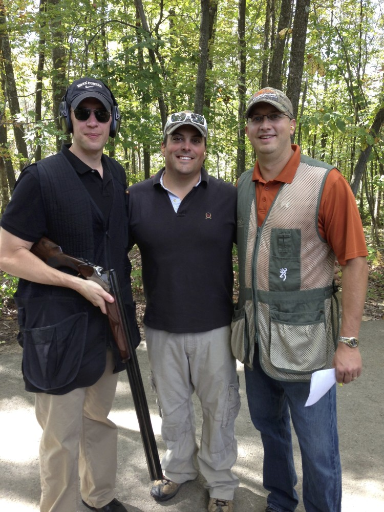 Sporting Clays 9/25 &10/2